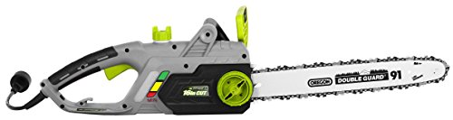 Earthwise Electric Chain Saw, 16-Inch