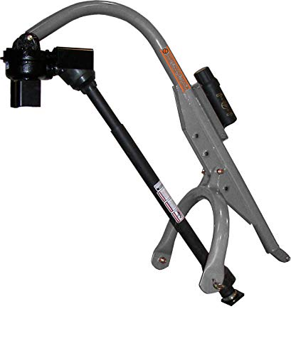 Dirty Hand Tools   Model 110 Three-Point Hitch Post Hole Digger