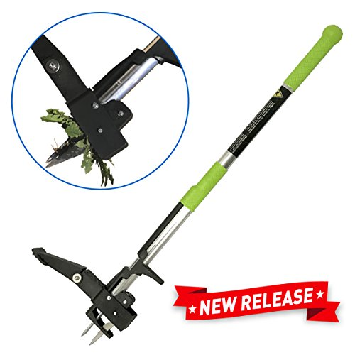 EasyGoProducts EasyGo Product Wand Standing Weed Pulling Tool-Weedin