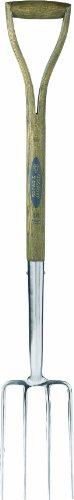 Spear & Jackson Traditional Stainless Steel Border Fork