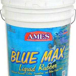 Ames 5 Gallon Blue Max Trowel Grade, Translucent