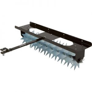 Strongway Spike Aerator - 40in.W