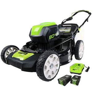 Greenworks PRO 21-Inch 80V Cordless Lawn Mower