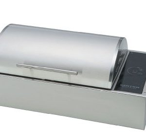 Kenyon B70082 Floridian All Seasons Portable Stainless Steel Electric Grill, 120V