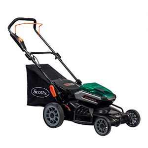 Scotts Outdoor Power Tools 19-Inch 40-Volt Cordless Lawn Mower
