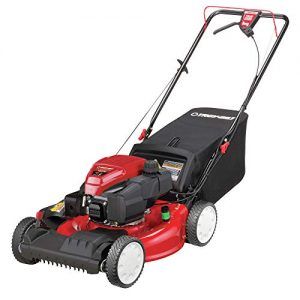 Troy-Bilt 21 in. Self-Propelled 3-in-1 Front Wheel Drive Mower