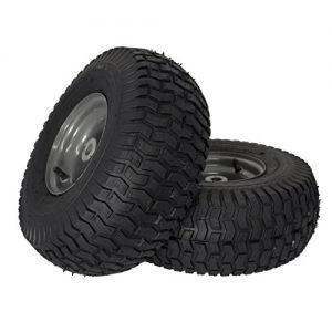 MARASTAR Front Tire Assembly Replacement-Craftsman Mower
