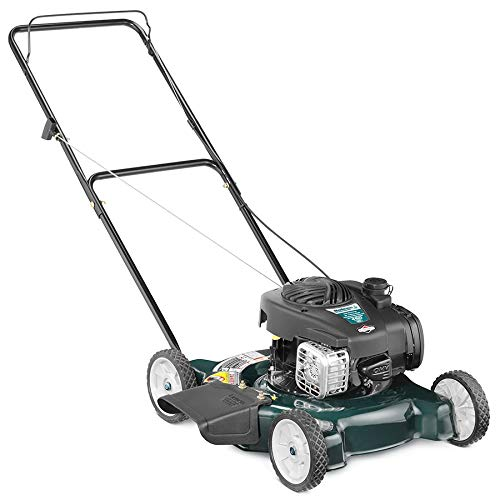 Bolens Push Gas Push Lawn Mower with Briggs & Stratton Engine