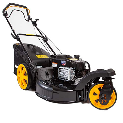 MOWOX Zero-Turn Radius Self-Propelled Lawn Mower