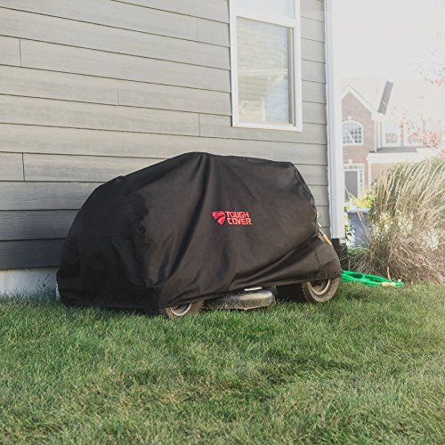 ToughCover Premium Lawn Tractor Cover by Riding Lawn Mower Cover Made