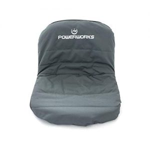 POWERWORKS Deluxe Riding Lawn Mower Seat Cover