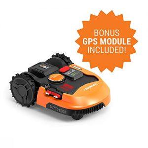 WORX Landroid L 20V Robotic Lawn Mower, Orange