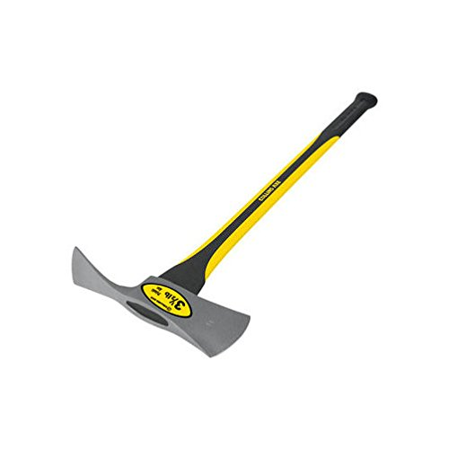 Collins Pulaski Axe, 3-1/2 lb, Yellow