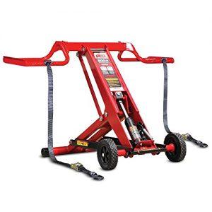 MoJack Multi-level Safety Braking System Lawn Mower Lift