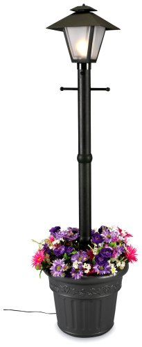 Patio Living Concepts Cape Cod 80-Inch 100-Watt Planter Lamp