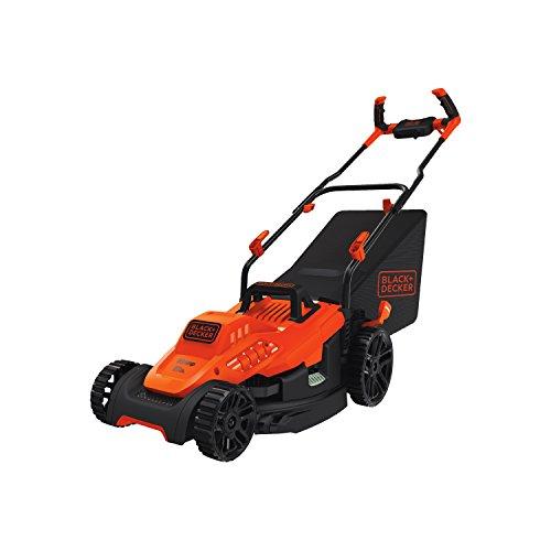 "BLACK+DECKER 10 Amp 15"" Electric Lawn Mower"