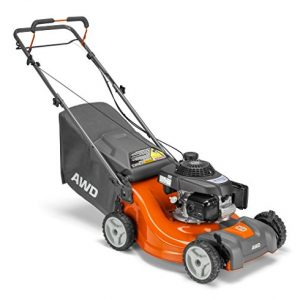 Husqvarna 21 in. 160cc Honda Walk Behind Self-Propelled Mower