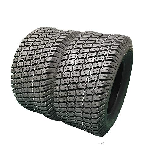 2 of Turf Tires Lawn Garden Lawn Tractor Mower Tubeless Tires