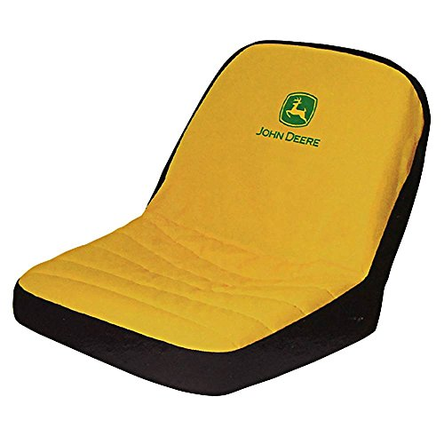 "John Deere Original Lawn Mower or Gator 15"" Seat Cover"