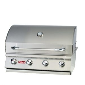 Bull Outdoor Products Natural Gas Outlaw Drop-In Grill Head