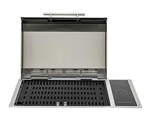 Kenyon B70051 Frontier 240V Built-In Electric Grill