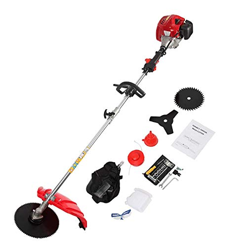 BEAMNOVA 4-in-1 String Grass Trimmer Gas Powered Weed Eater