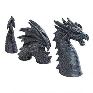 Design Toscano The Dragon of Falkenberg Castle Moat Lawn Garden Statue