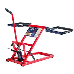 Pro-LifT Pound Capacity Lawn Mower Lift