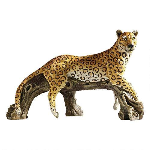 Design Toscano Leopard's Kingdom Garden Statue