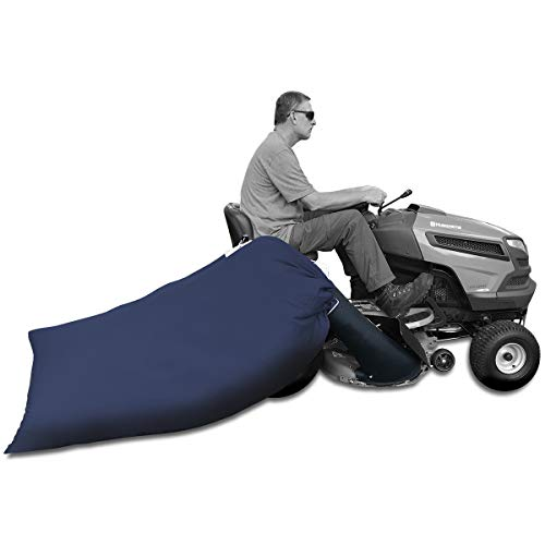 Lawn Tractor Leaf Bag - 90 gal. Bag with Chute Kit