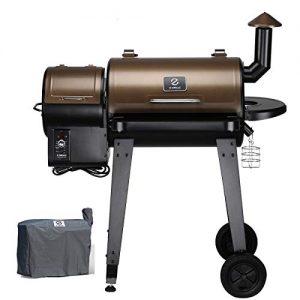 Z GRILLS Wood Pellet Grill and Smoker Ourdoor