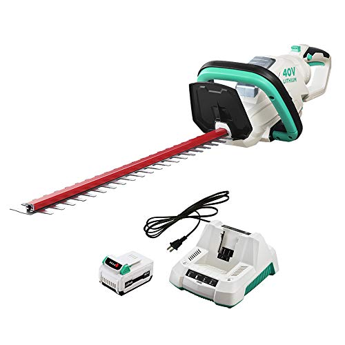 LiTHELi 40V 21 inches Cordless Hedge Trimmer