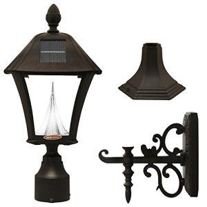 Gama Sonic Baytown Lamp Outdoor Solar Light
