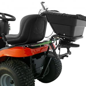 Yard Tuff Lawn Tractor Spreader, 12-Volt