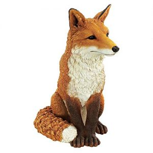 Design Toscano Simon The Fox Garden Statue