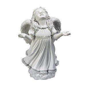 Angel Figurines - In God's Grace Guardian Angel Statue