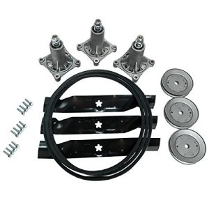 "Replaces Husqvarna Husqvarna 48"" Lawn Mower Deck Rebuild Kit"