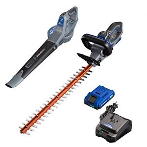 Westinghouse Cordless Hedge Trimmer and Leaf Blower