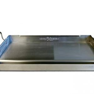Little Griddle Stainless Steel Professional Quality Griddle