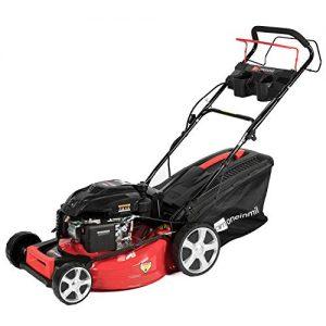 oneinmil Self Propelled Lawn Mower - Rear Wheel Drive Self Propel & Electric