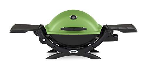 Weber Green LP Gas Grill