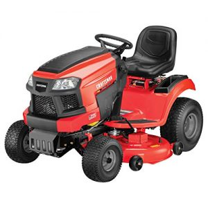 Craftsman HP Briggs & Stratton Gold 46-Inch Gas Powered Riding Lawn Mower