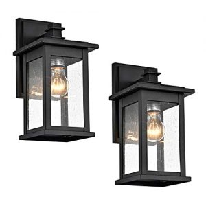 MICSIU Outdoor Wall Mount Light Fixture Exterior Sconces