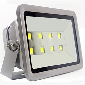 LED Flood Light 400W Outdoor Lighting - AI YONG 6000K SUPER BRIGHT