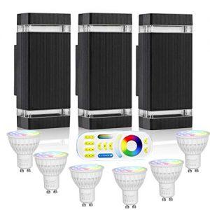 Bling Mi.Light RF Remote Control RGB Colour Changing Lighting LED