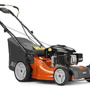 Husqvarna Lawn Mowers, Orange/Gray