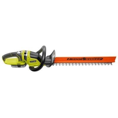Ryobi 22 in. 18-Volt Cordless Hedge Trimmer