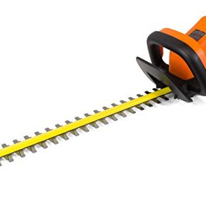 WEN 40-Volt Max Lithium-Ion 24 in. Cordless Hedge Trimmer