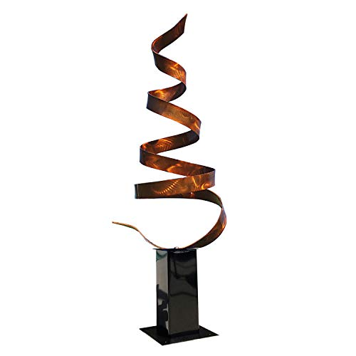Statements2000 Abstract Modern Copper Freestanding Metal Yard