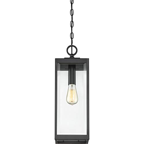Quoizel Westover Modern Industrial Outdoor Mini Pendant Ceiling Lighting